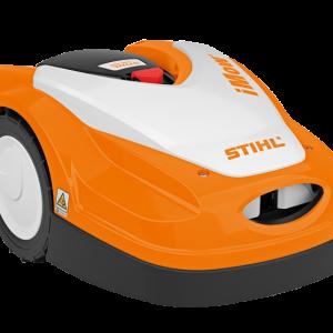 robottino i-mow stihl progettato per prati di dimensione medio piccole